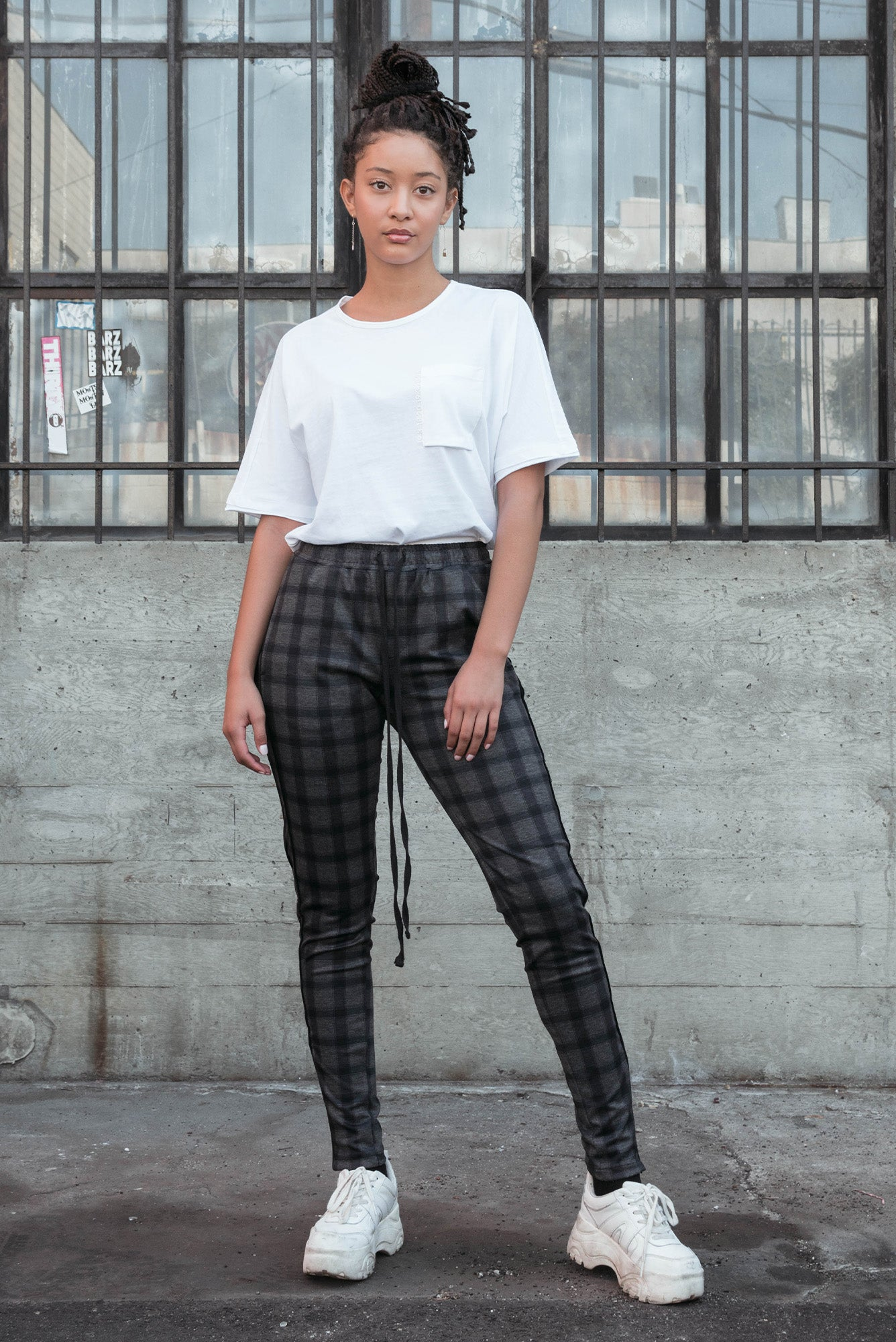 scrt society | fairfax article 3 track pants