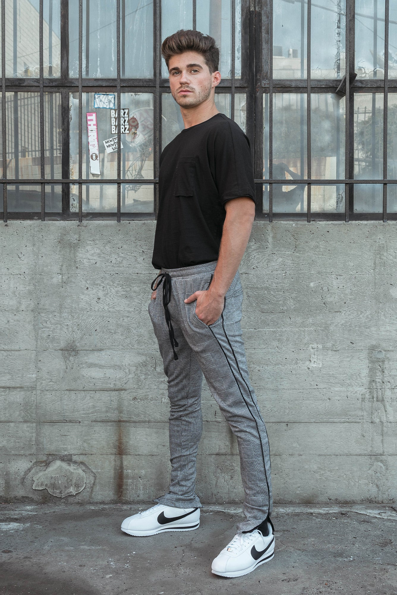 windsor article 3 track pants - scrt society