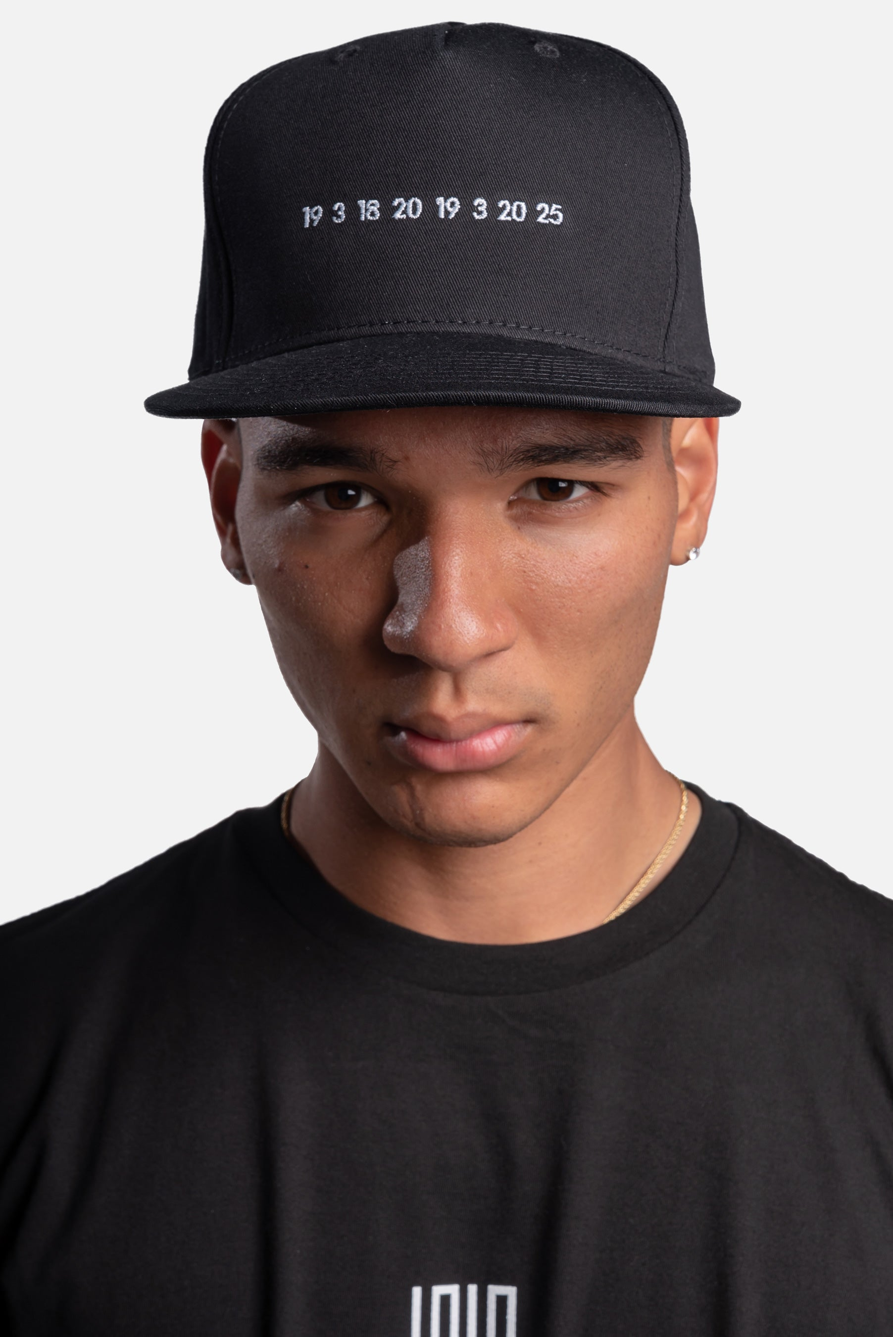 napa article 7 5-panel snapback hat - scrt society