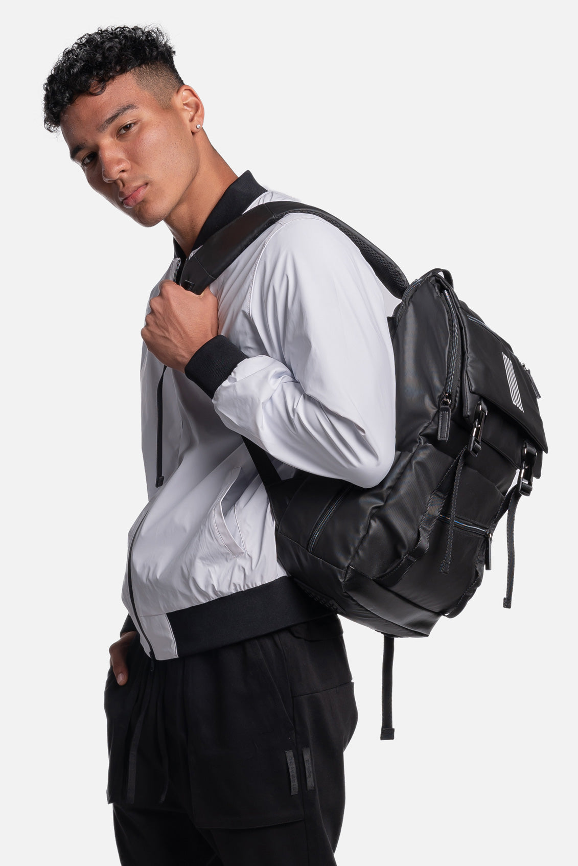 wolfe article 7 water resistant backpack - scrt society