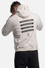clubhouse article 6 logo hoodie - scrt society