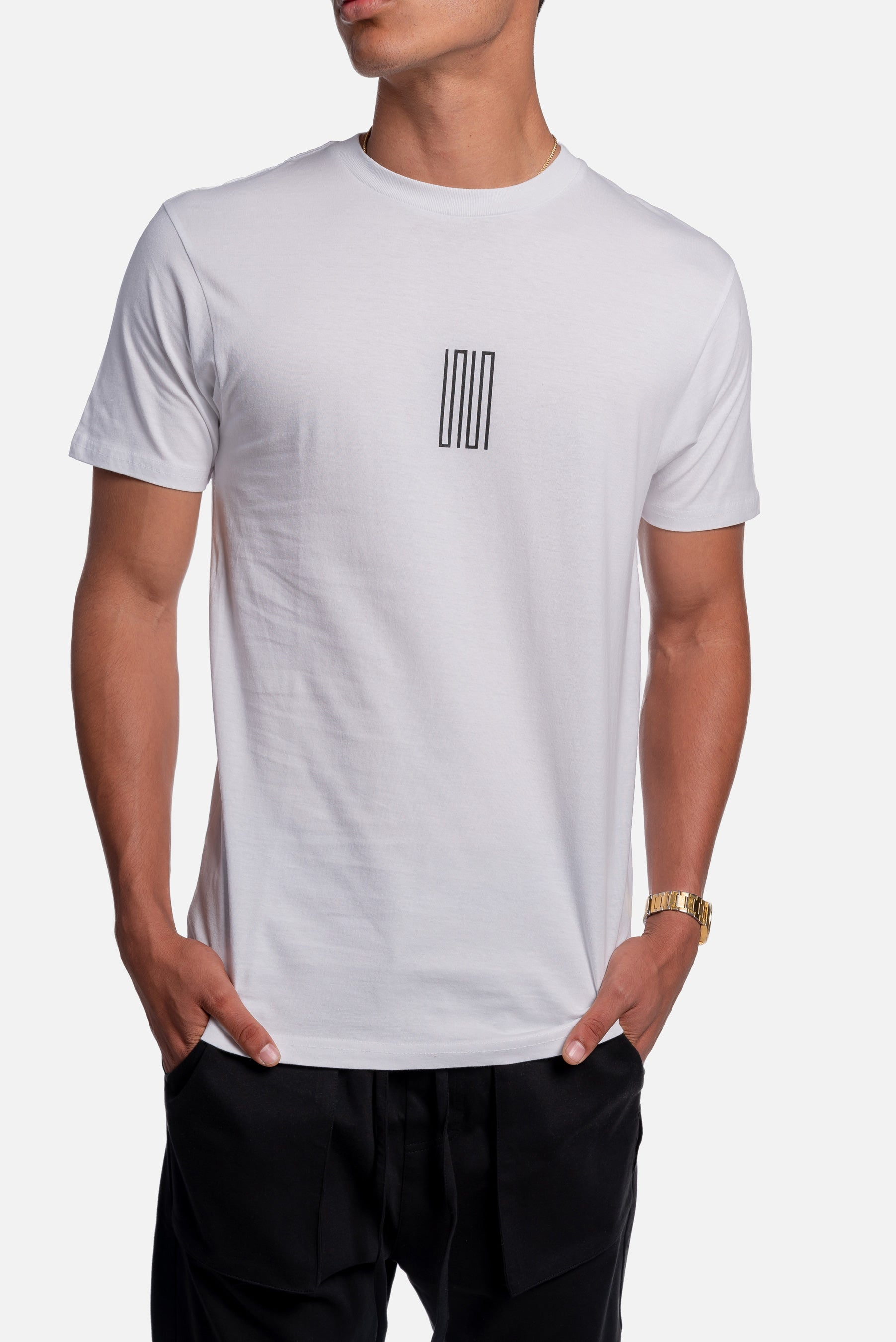 dorian article 1 logo tee - scrt society