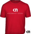 KN Everyday Red Tee