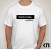 Kong-Crete Nutrition Plain White Tee