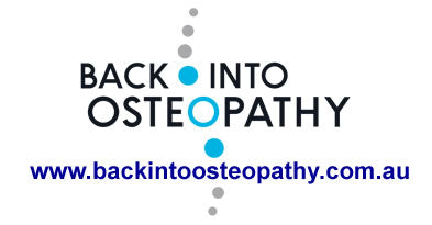 back into osteopathy website