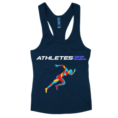 Athletes Gel Ladies Racer Back Singlet
