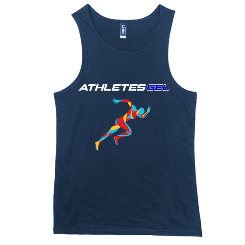 Athletes Gel Mens Singlet