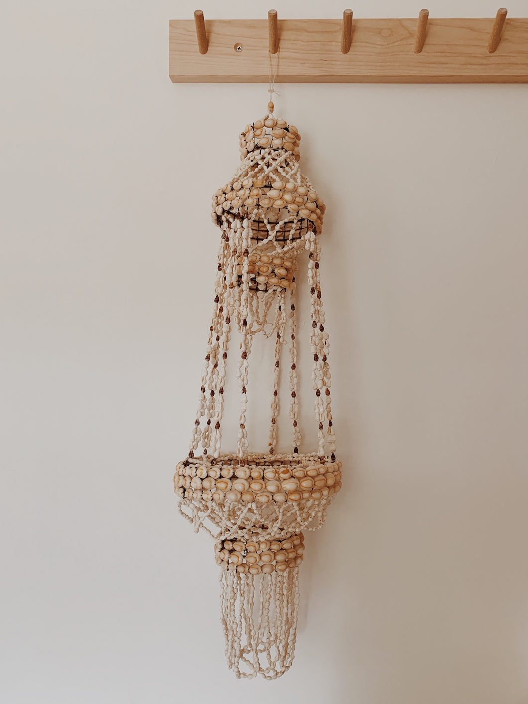 Small Shell Hanging Mobile