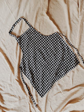 Kids Gingham Apron