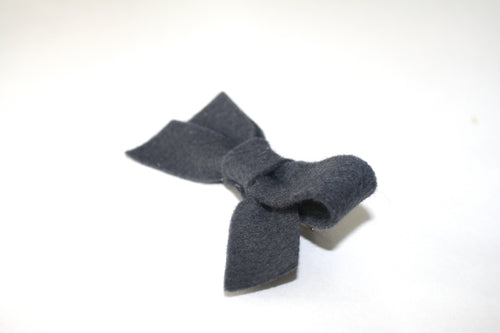 Charcoal Bow