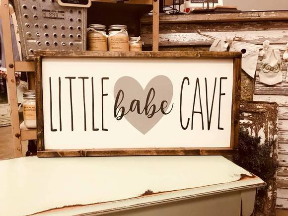 Little Babe Cave