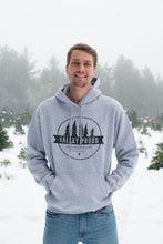 Classic Valley Proud Hoodie - Light Grey & Black