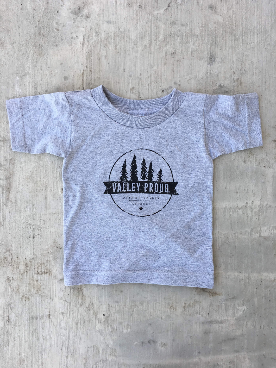 Classic Valley Proud Toddler Tee