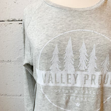 Valley Proud Women's Crew - Oatmeal Mix