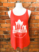 Canadian Valley Proud Women's Tank - Red & White