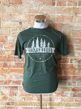 Classic Valley Proud Tee - Forest Green