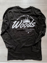 Woods Long Sleeve - Black