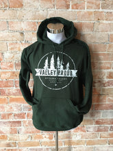 Classic Valley Proud Hoodie - Forest Green