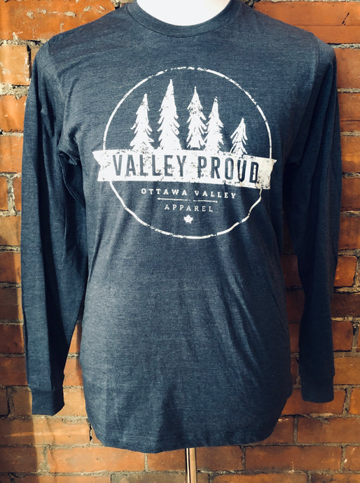 Classic Valley Proud Long Sleeve - Denim