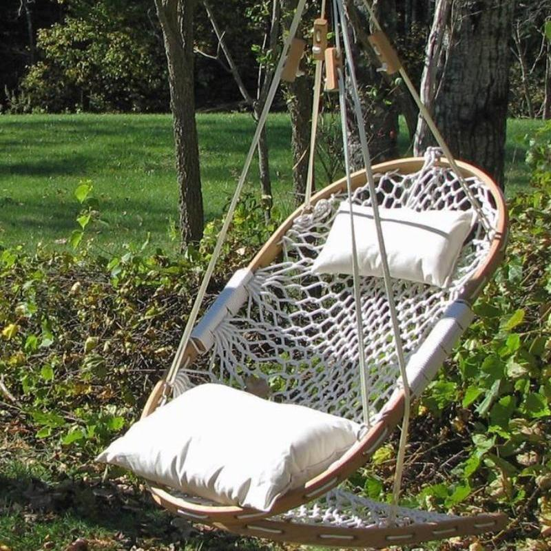 Hammock Chair Swing With Footrest King Most Popular Island