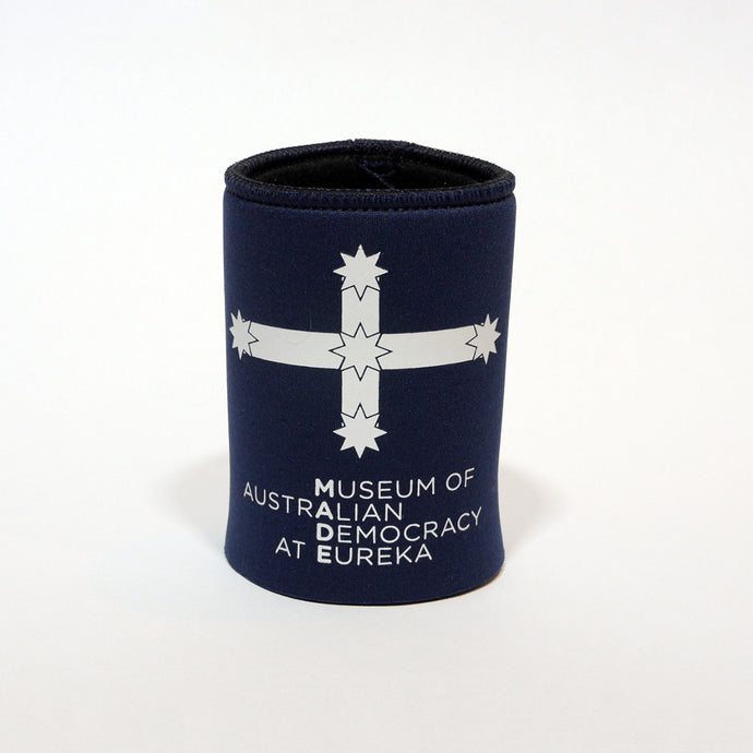 Eureka Flag Stubby Holder