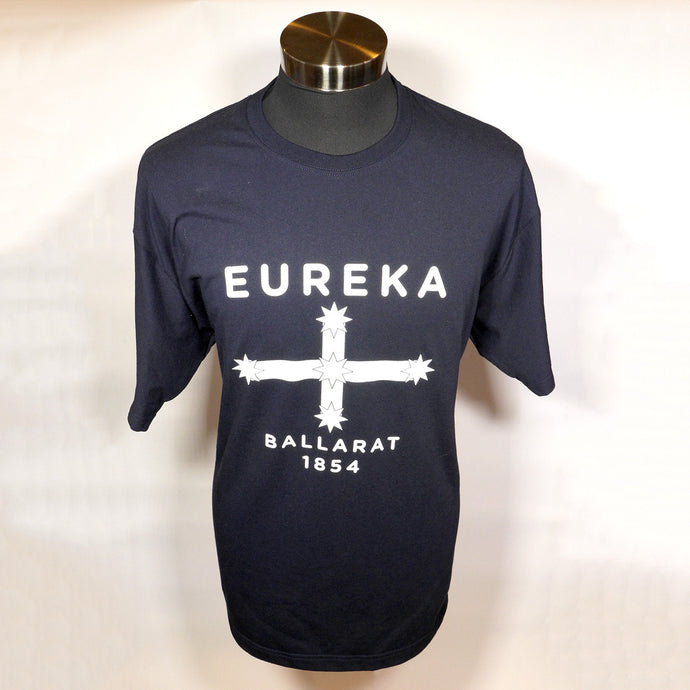 Short Sleeved Eureka T Shirt