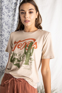 Texas Graphic Tee