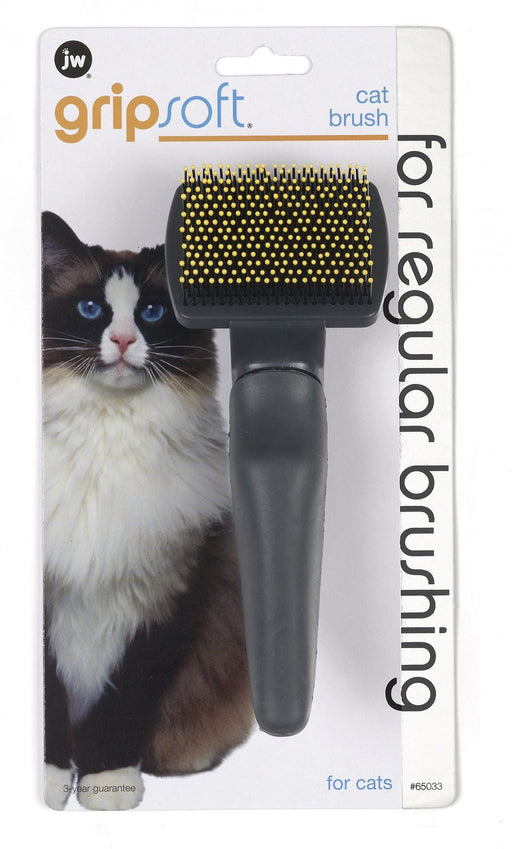 JW Toys Gripsoft Cat Brush For Cat