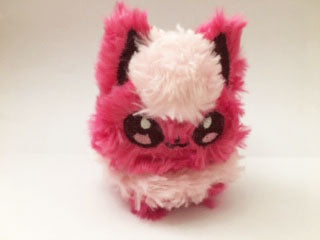 Flarekitten plush - Ultimate Fluff edition