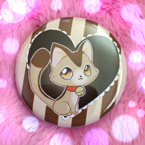 Abyssinian Love Button