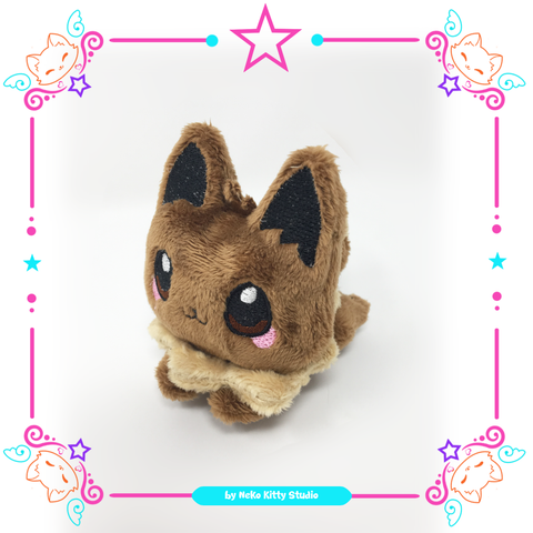 Kitteevee plush - Made to Order