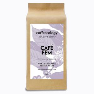 Cafe Fem Peru (Medium Roast)- 5LB Bulk