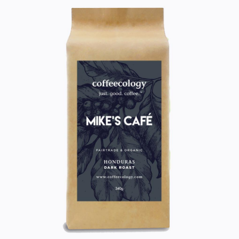 Mike's Cafe (Darkest Roast) 340g