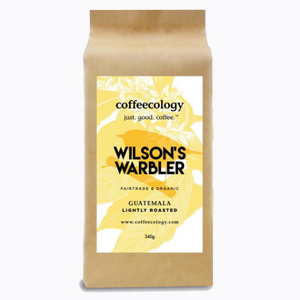 Wilson's Warbler (Lightest Roast) 340g
