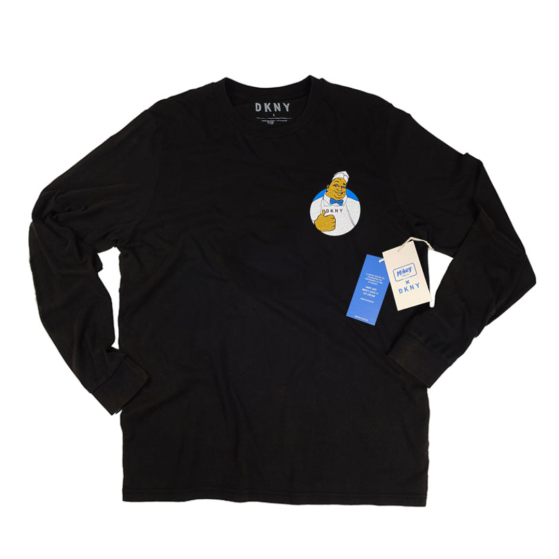 DKNY x Mikey Likes It Collaboration Long Sleeve