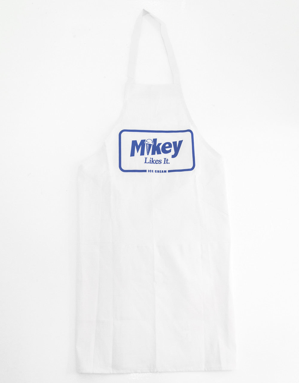 Mikey Likes It Ice Cream Apron