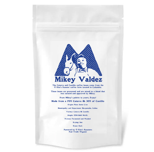 Mikey Valdez Coffee