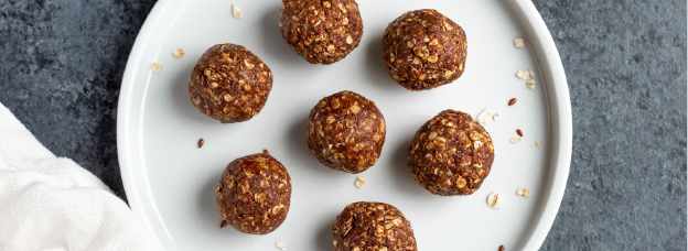 Superfood Choc Peanut Butter Energy Bites