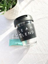 Glass Coffee Cup - Lean Blend