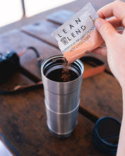 Superfood Infused HOT CHOCOLATE 24 sachets - Lean Blend