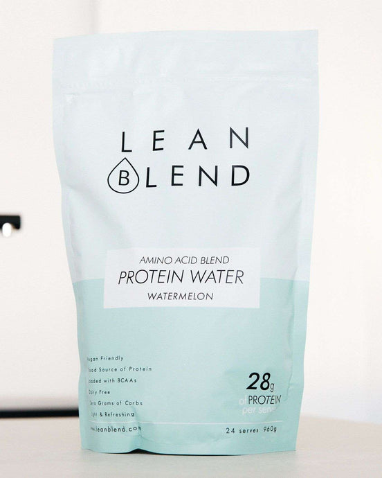 Watermelon Protein Water 24 serves - Lean Blend