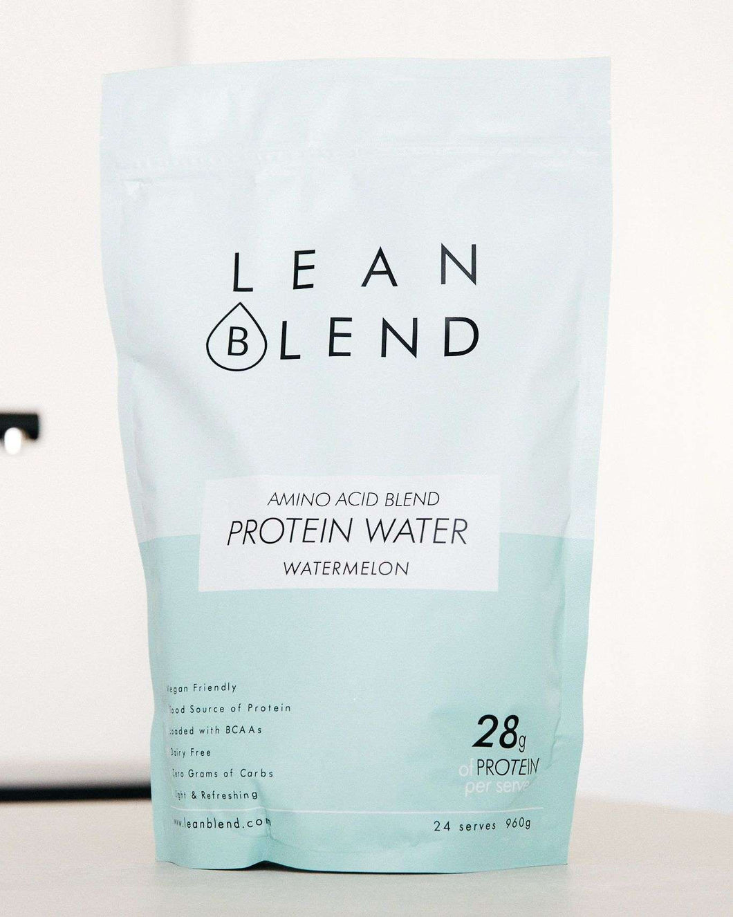 Watermelon Protein Water 24 serves (PRE-ORDER) - Lean Blend