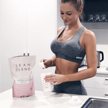 Strawberry Protein Water 24 serves - Lean Blend