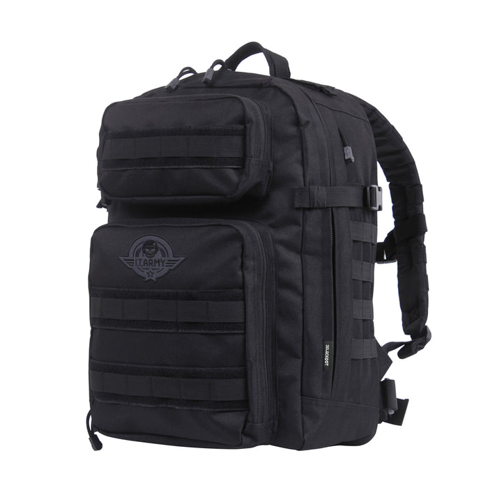 LT.ARMY™ Limited Edition - BLACKOUT Backpack