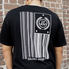 "LT.ARMY™  ""Encoded"" Men's T-Shirt (Black)"