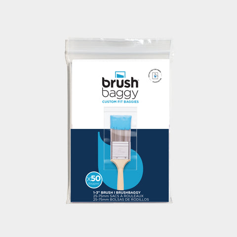 "1-3"" BRUSH l BRUSHBAGGY"