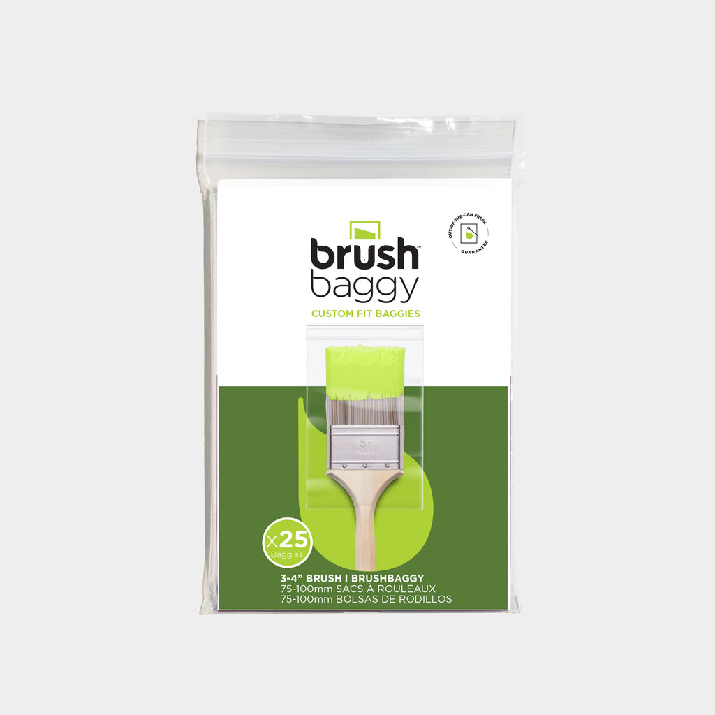 "3-4"" BRUSH l BRUSHBAGGY"