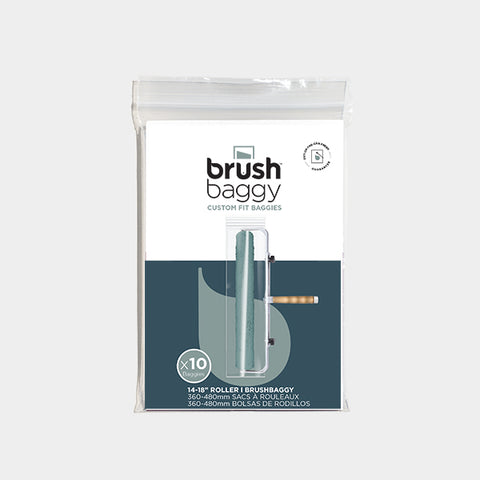 "14-18"" ROLLER l BRUSHBAGGY"