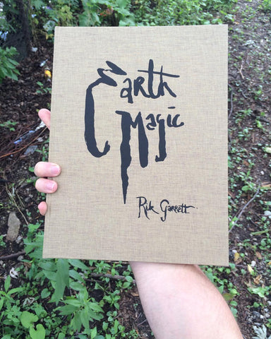 Earth Magic Rik Garrett