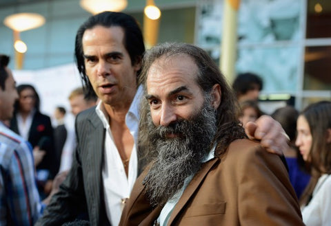 Warren Ellis Nick Cave